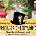 Curiouser Entertainment profile image.