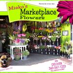 Mieko's Marketplace Flowers profile image.