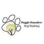 Doggie Daunders Dog Walking Service profile image.