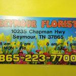 Seymour Florist profile image.