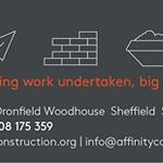 Affinity Construction profile image.