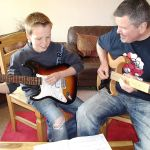 Guitar Lessons Camberley profile image.