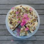 Geranium and Thyme cooking profile image.