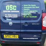 O s c roofing profile image.