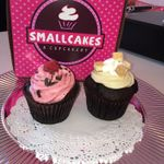 Smallcakes Cupcakery and Creamery profile image.