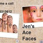 Jen's Ace faces profile image.