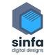 Sinfa Digital Design logo