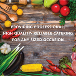 Who's Cooking Gourmet Catering profile image.