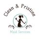 Clean & Pristine Maid Services LLC. logo