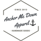 Anchor Me Down logo