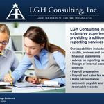 LGH Consulting profile image.