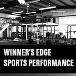 Winner's Edge Sports Performance profile image.
