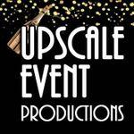 Upscale Event Productions, LLC profile image.