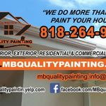 MB Quality Painting profile image.