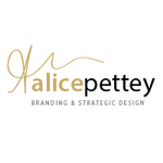 Alice Pettey Branding & Strategic Design profile image.