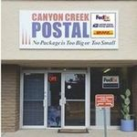 Canyon CREEK Postal profile image.