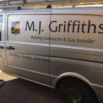 MJ Griffiths Heating & Plumbing & Gas profile image.