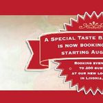 A Special Taste/Huffman Catering profile image.