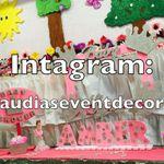 Claudia's Event Decor profile image.