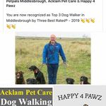 Happy4Pawz profile image.