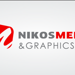 Nikos Media & Graphics, LLC profile image.
