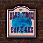Blue Moon BBQ of Lebanon profile image.
