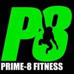Prime-8 Fitness profile image.