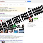 First Page Of Google Search profile image.