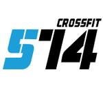 CrossFit 574 profile image.
