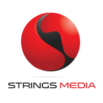 Strings Media profile image.