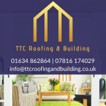 TTC roofing and building profile image.