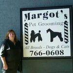 Margot's All Breed Pet Grooming profile image.