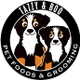 Tazzy and Boo Pet Foods & Grooming logo