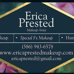 Erica Prested Makeup profile image.