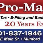 Pro-Master Tax profile image.