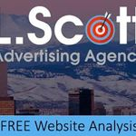 L Scott Advertising Agency profile image.