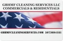 GBHMF Cleaning Services LLC profile image.