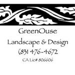 GreenOuse Landscape & Design profile image.