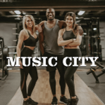 World Gym Music City profile image.