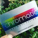 Chromatic_Art Work Design profile image.