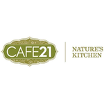 Cafe 21 Events & Catering profile image.