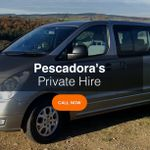Pescadoras Private Hire profile image.