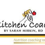 Kitchen Coach by Sarah Mirkin, RD, CPT profile image.