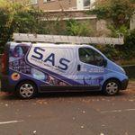 S.A.S Satellite Aerials Security profile image.