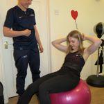 Rosemary Roberts Inspiring Fitness profile image.