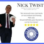 Nick Twist profile image.