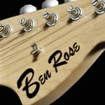 Ben Rose Guitar Tuition profile image.