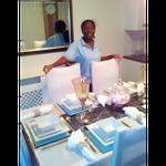 Lucia Davies Interiors profile image.