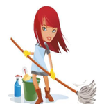 Housecleaning Dina profile image.