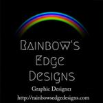 Rainbows Edge Designs profile image.